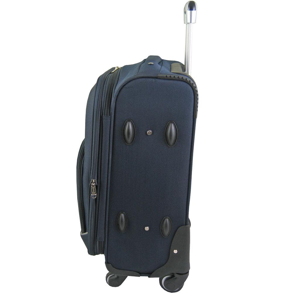 1601-24 син - чемодан